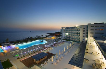 Luton Airport holidays to Cyprus