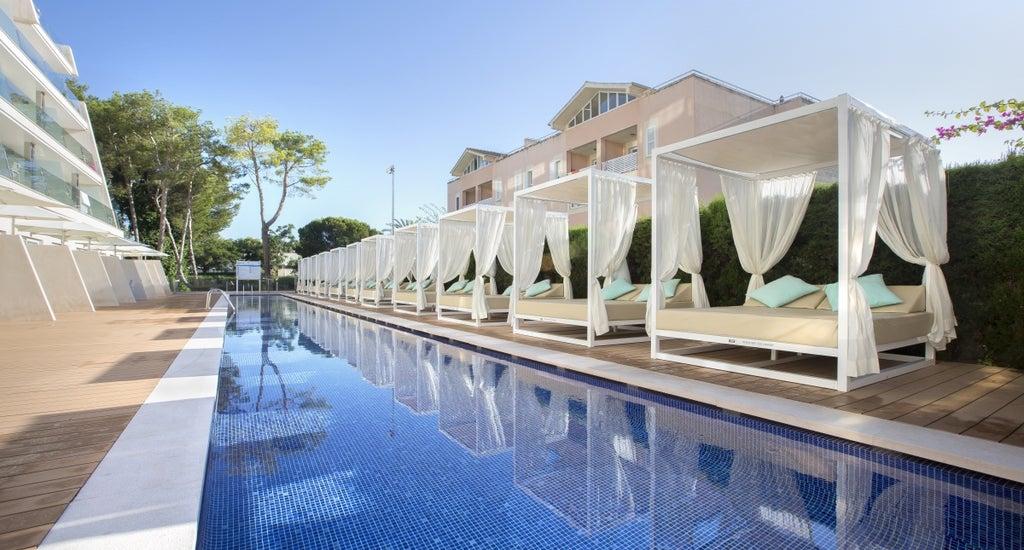 Rooms: Mar Hotels Playa De Muro Suites In Muro, Majorca