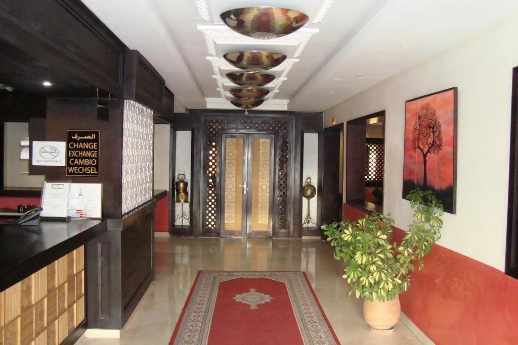 New Farah Hotel Agadir