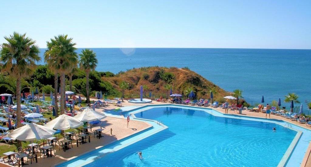 Auramar Beach Resort In Albufeira Portugal Holidays