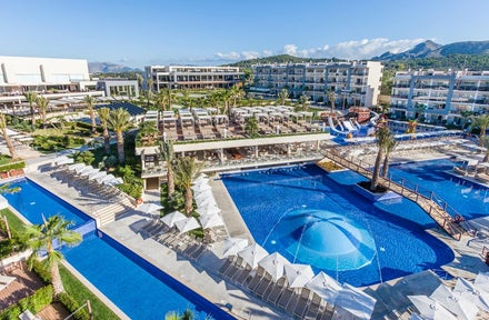 Luxury all inclusive holidays