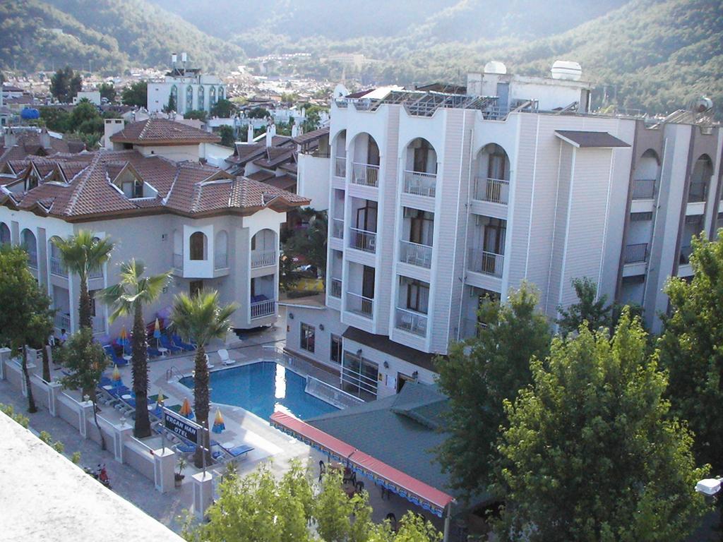 Ercanhan Hotel