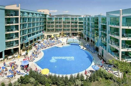 Humberside Airport holidays to Bulgaria