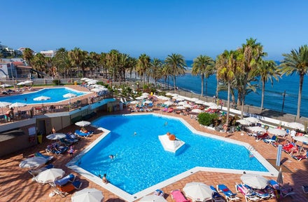 Norwich Airport holidays to Tenerife
