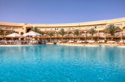 Luton Airport holidays to Egypt
